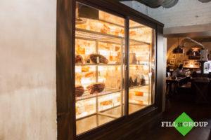 Камера сухого вызревания мяса для ресторана Строганофф Стейк Хаус