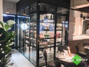 Новый ресторан HITCH на медиков д.10