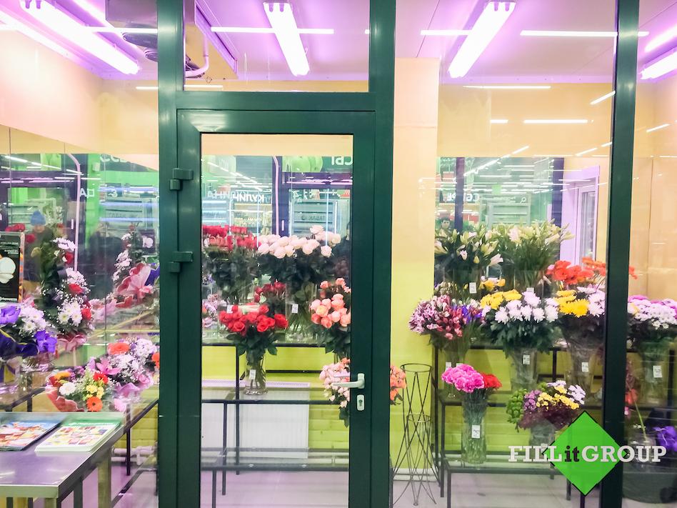 Оборудование для цветочного магазина 4