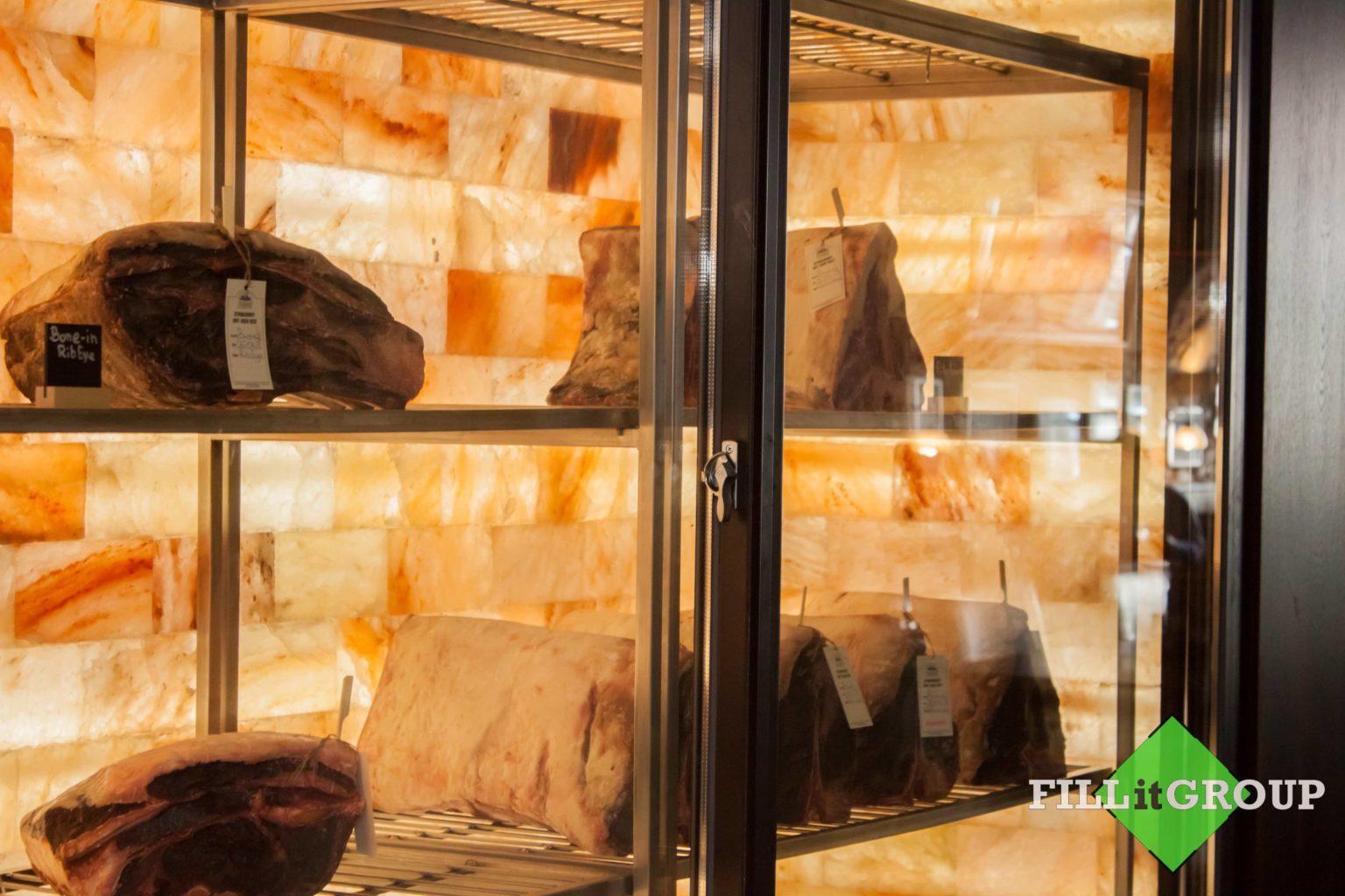 Холодильная камера сухого вызревания мяса 25